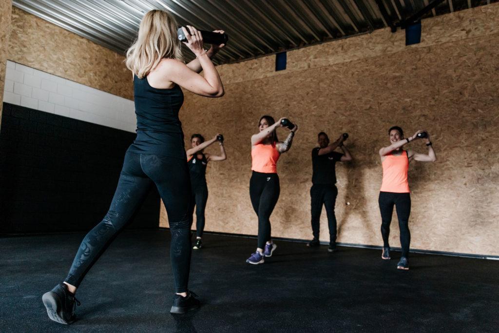 Train conditie, spieren en bindweefsel met XCORE.