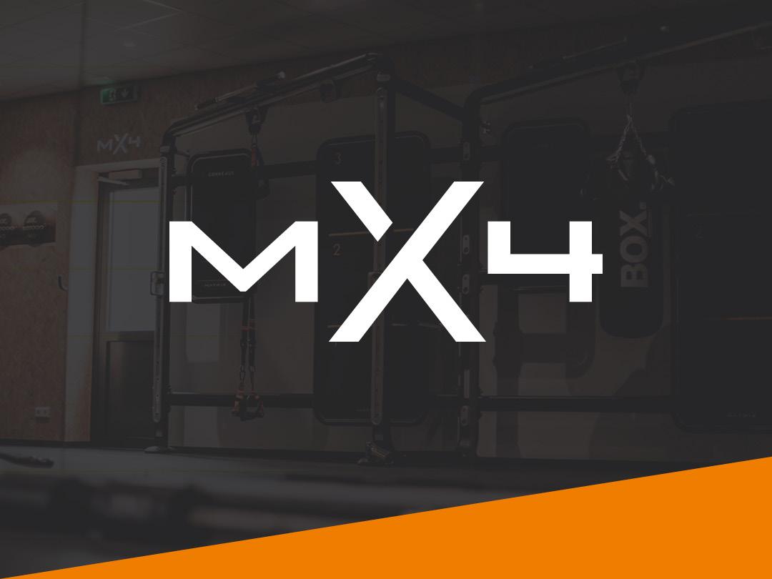 MX4 logo