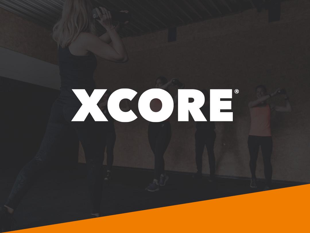 XCORE logo